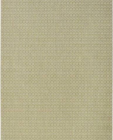Zelený venkovní koberec Bougari Coin, 140x200cm