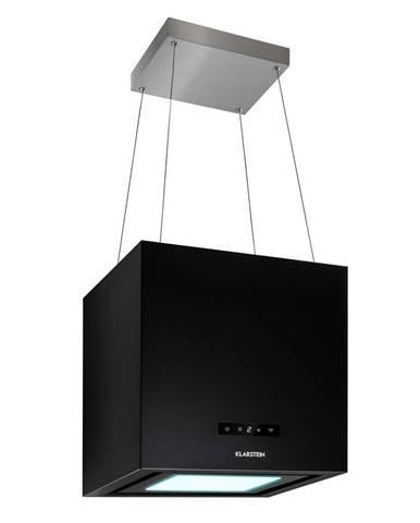 Klarstein Kronleuchter Smart, ostrůvková digestoř, 595 m³/h, ovládání přes aplikaci, LED panel