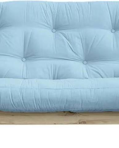 Variabilní pohovka Karup Design Fresh Natural Clear/Light Blue