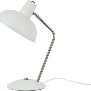 Bílá stolní lampa Present Time ETH Hood