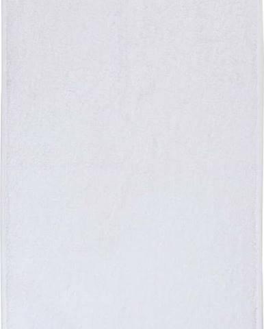 Bílý ručník Artex Alpha, 50 x 100 cm