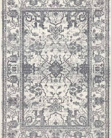 Šedý koberec Zala LivingGlorious, 160x230cm
