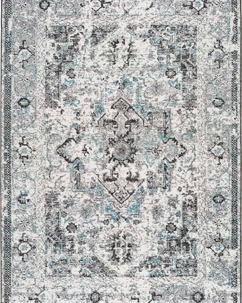 Universal Modrý koberec Universal Bukit, 200 x 290 cm