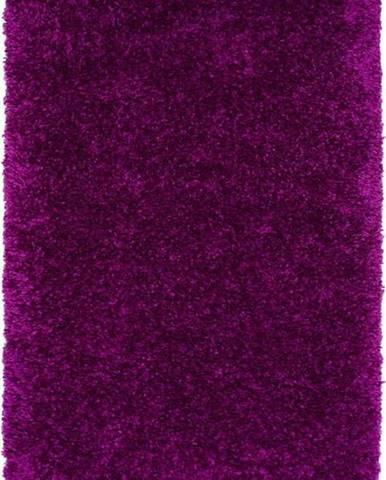 Fialový koberec Universal Aqua Liso, 67 x 125 cm