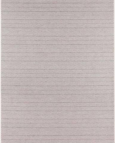 Šedobéžový venkovní koberec Bougari Caribbean, 140x200cm