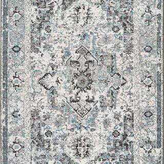 Modrý koberec Universal Bukit, 200 x 290 cm