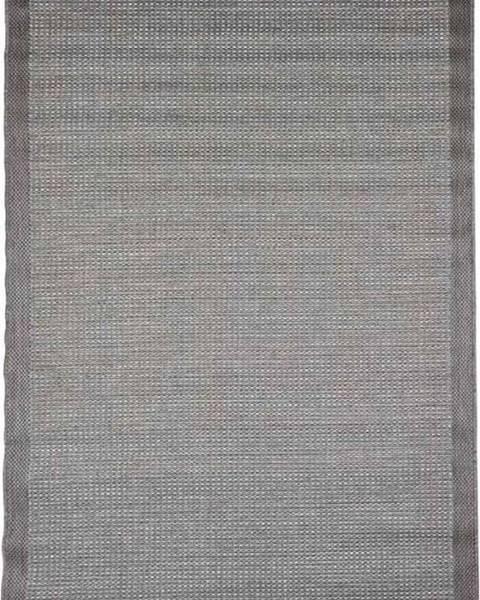 Floorita Šedý venkovní koberec Floorita Chrome, 200 x 290 cm