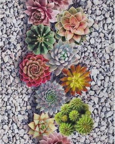 Běhoun Universal Sprinty Cactus, 52 x 200 cm