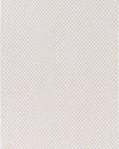 Krémový běhoun vhodný do exteriéru Narma Diby, 70x300cm