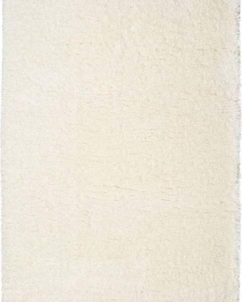 Universal Bílý koberec Universal Floki Liso, 160x230cm