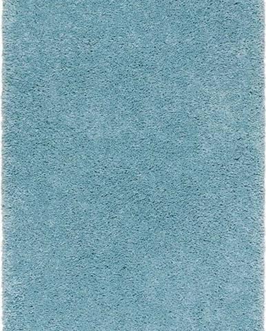 Světle modrý koberec Universal Aqua Liso, 67 x 125 cm