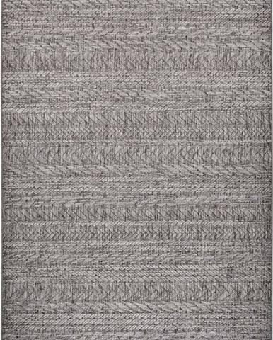 Světle šedý venkovní koberec Bougari Granado, 200 x 290 cm