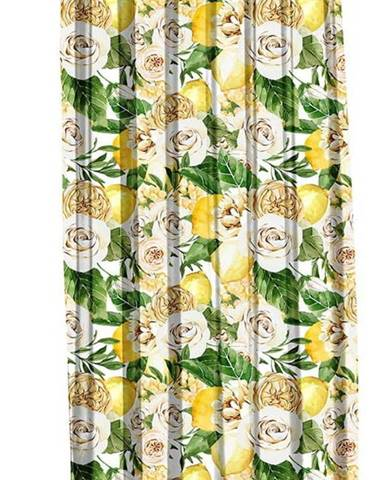 Závěs Mike & Co. NEW YORK Spring Flowers,140x270cm