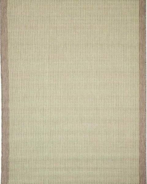 Floorita Zelený venkovní koberec Floorita Chrome, 200 x 290 cm