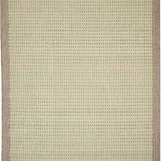 Zelený venkovní koberec Floorita Chrome, 200 x 290 cm