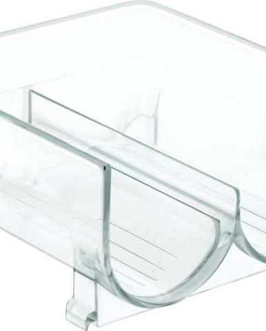 Úložný box na 2 lahve do ledničky iDesign, 20x20cm