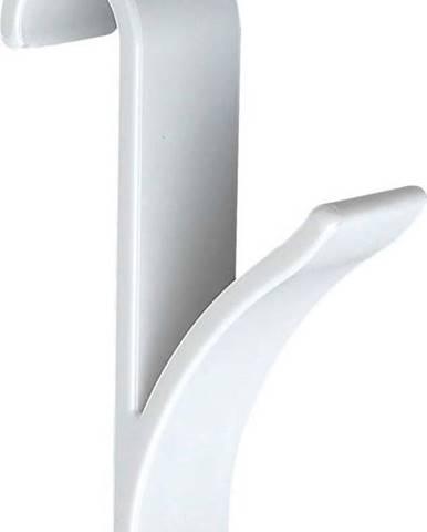 Sada 2 bílých háčků na ručníky Wenko Radiator