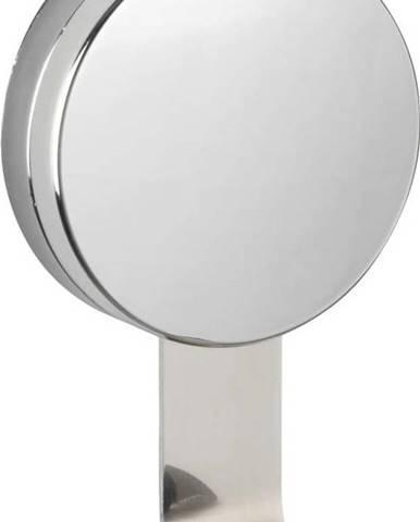 Sada 2 háčků na ručník ve stříbrné barvě Wenko Static-Loc® Osimo