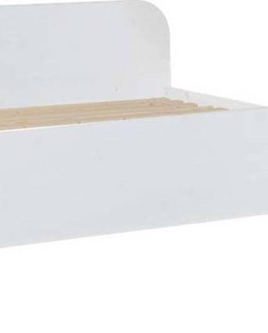 Postel Karup Design Twist White, 180 x 200cm