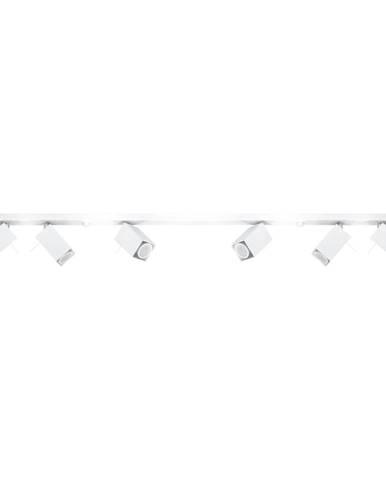 Bílé stropní svítidlo Nice Lamps Toscana 6L