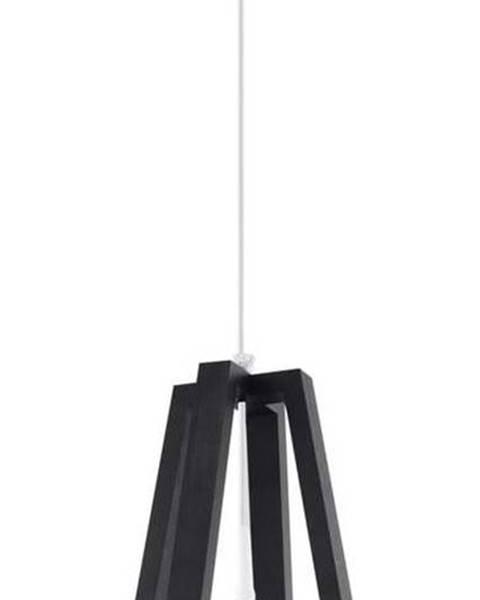 Nice Lamps Bílo-černé závěsné svítidlo Nice Lamps Olla