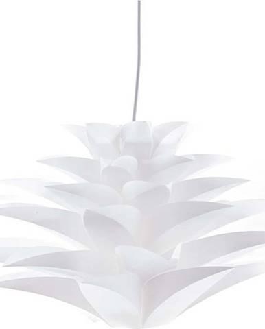 Bílé závěsné svítidlo Tomasucci Petalo