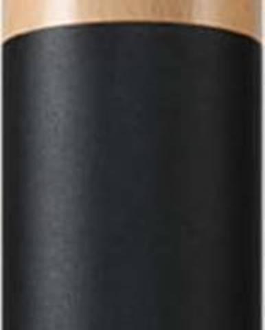 Černé závěsné svítidlo Nice Lamps Paul