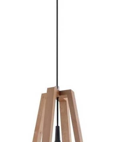 Černo-béžové závěsné svítidlo Nice Lamps Olla