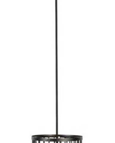 Závěsné svítidlo White Label Carmen,ø30cm