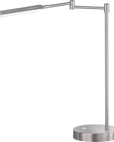Stolní lampa ve stříbrné barvě Fischer & Honsel Nami