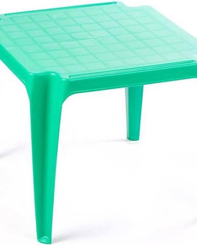 Dětský stolek zelený