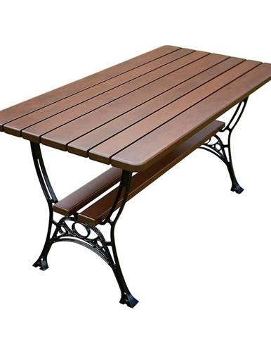 Královský stůl ořech