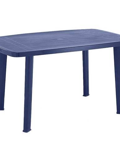 Stůl Faro modrý