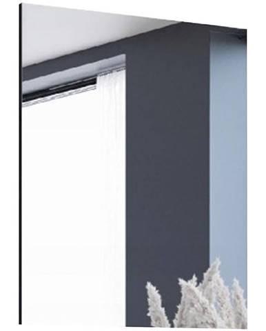 Zrcadla Justus 02 White/ Black Gloss