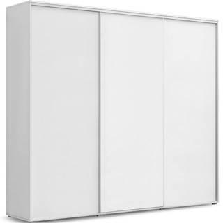Skříň Kalina A24 250 Bílý