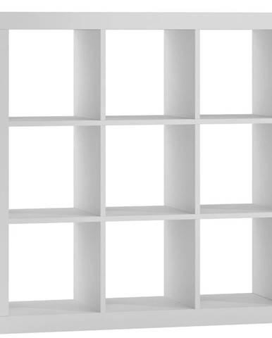 Regál Kalax 3x3 Bílý