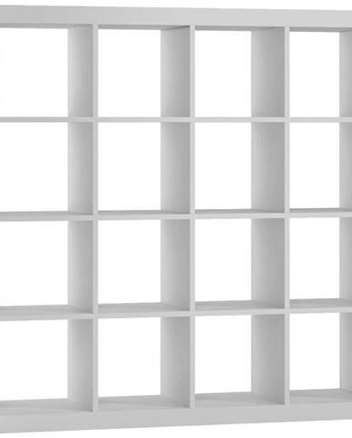Regál Kalax 4x4 Bílý