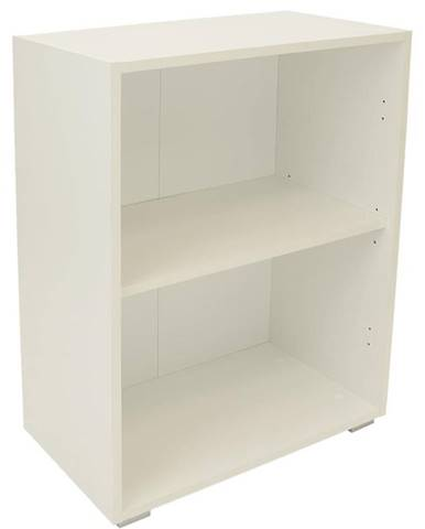 Regál Office R60-80 Bílý Mat