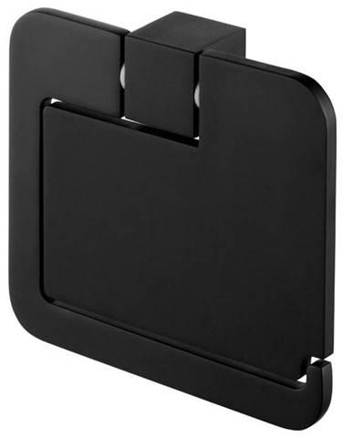 Držák na papír s klapkou černý 02961 Futura Black