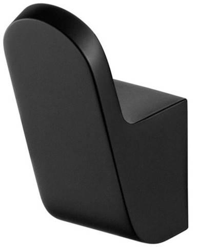 Věšák jednoduchý černý 02965 Futura Black