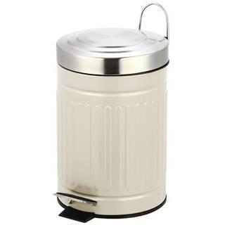 Odpadkový koš šlap. 3L Skandi béž 07519 Bisk