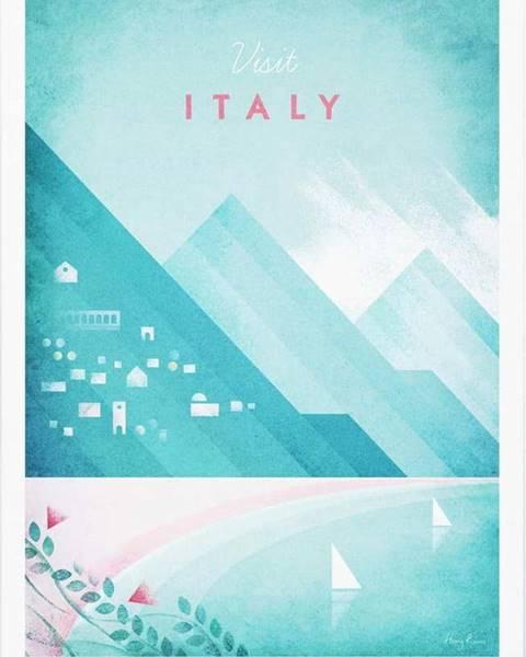 Travelposter Plakát Travelposter Italy, A3