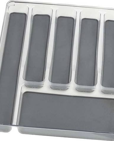 Organizér na příbory do šuplíku Wenko Cutlery Tray 6 Compartments