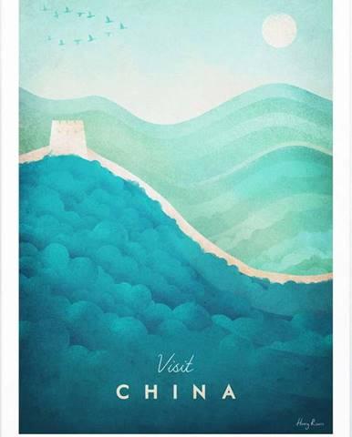 Plakát Travelposter China, A3