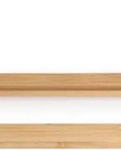 Bambusový samodržící stojan na ručníky Compactor Bestlock SPA