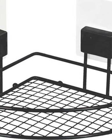 Samodržící rohová koupelnová polička Compactor Magic Bath