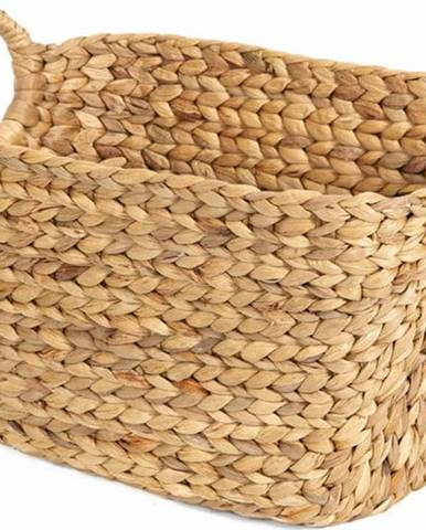 Úložný koš z mořské trávy Compactor, 46 x 27 x 27,5