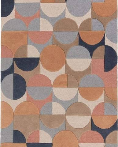 Barevný vlněný koberec Flair Rugs Gigi, 200 x 290 cm