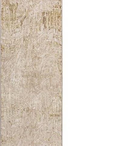 Béžový běhoun Flair Rugs Arissa, 80 x 300 cm