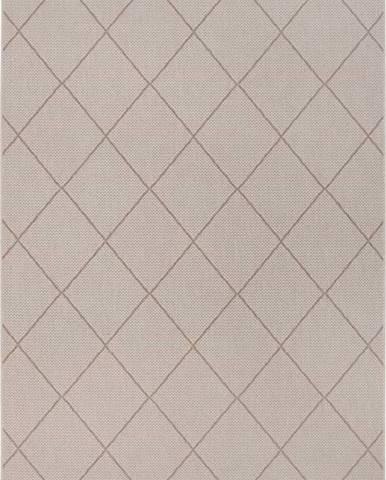 Béžový venkovní koberec Ragami London, 120 x 170 cm